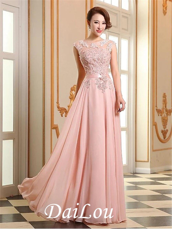 ТРАПЕЦИЕВИДНОЕ элегантное вечернее платье в стиле ампир для выпускного вечера, торжественное платье с иллюзионным воротником без рукавов, ...