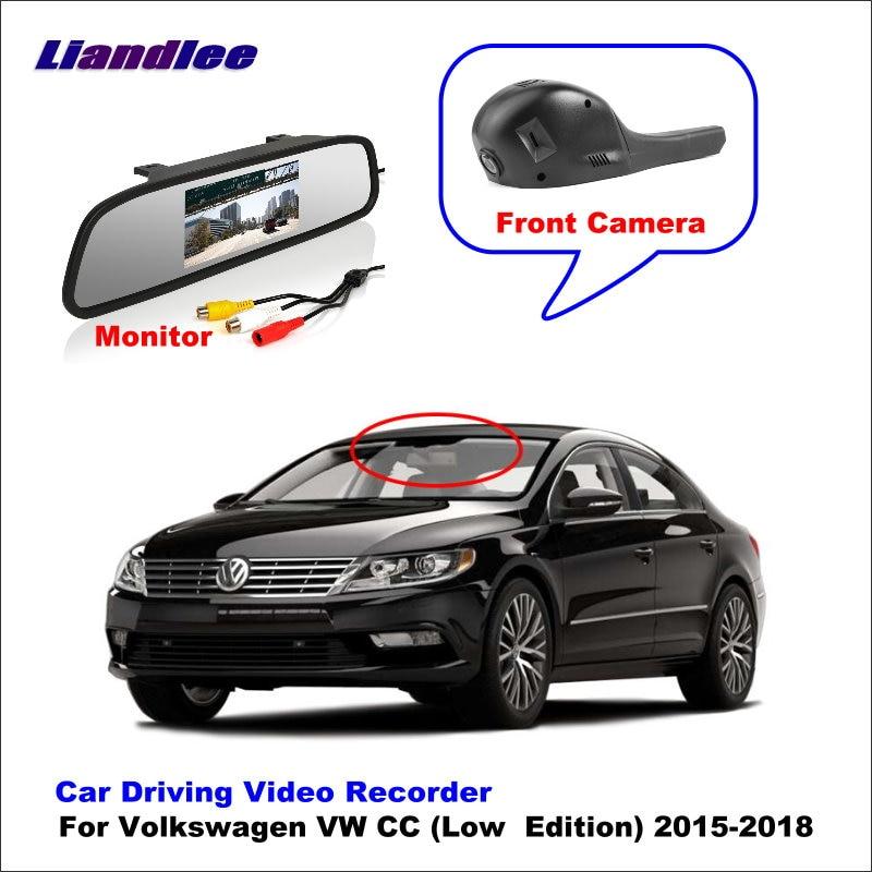 For Volkswagen VW CC (Low  Edition) 2015-2018 Car DVR Mini Wifi Camera Driving Video Recorder Car Registrator Dash Cam