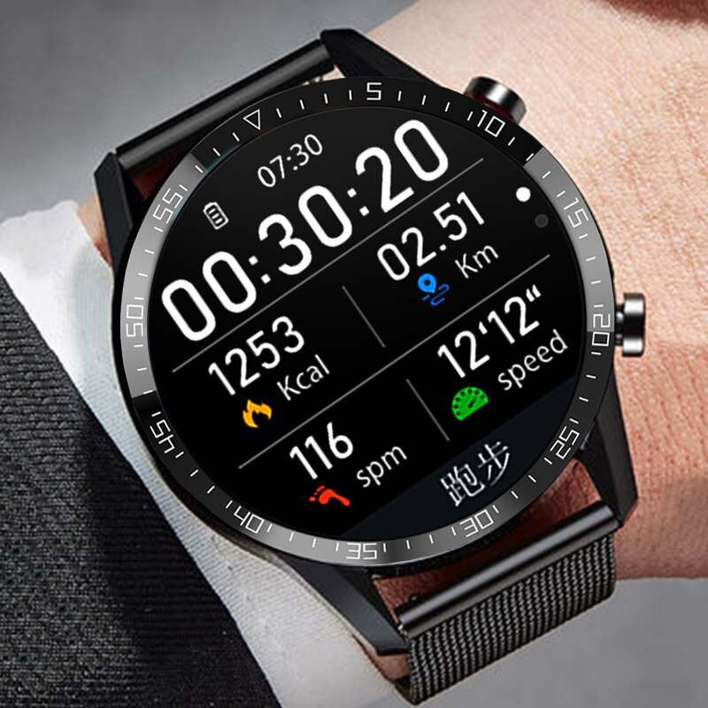 Timewolf Reloj Inteligente Smart Watch Men 2021 IP68 Bluetooth Call Smartwatch Android Smart Watch for Huawei Xiaomi Android IOS