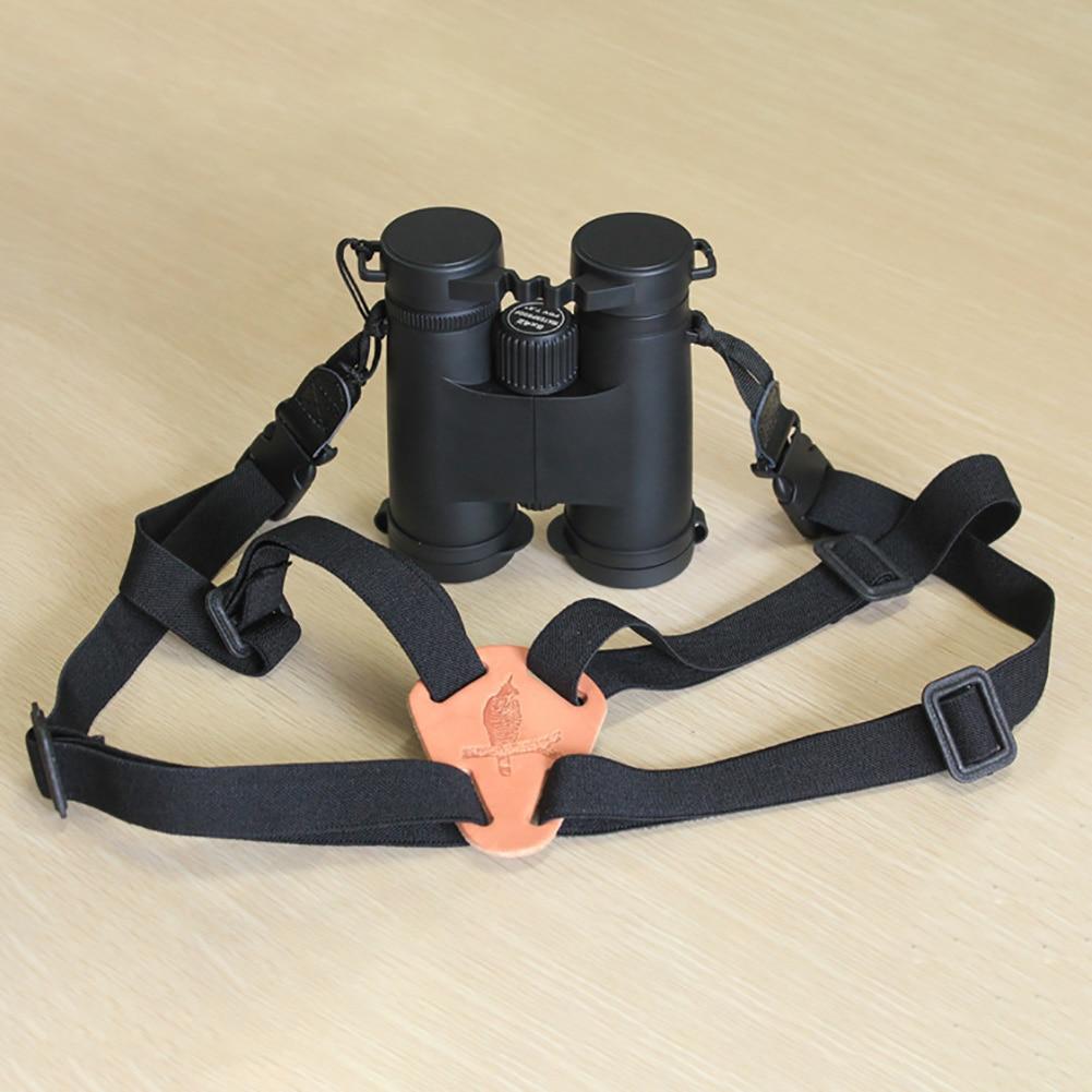 Correa de arnés binoculares ópticos ajustable para binoculares, cámaras, telémetros, equipo y...