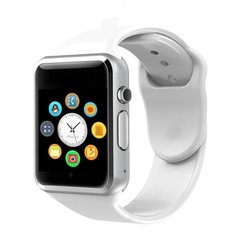 finow q1 smart watch phone android 5 1 os wristwatch wifi gps 3g bluetooth smartwatch support sim card clock pk g3 x5 x01s gt08 A1 Smart Watch Bluetooth WristWatch Sport Pedometer with SIM Card Passometer Camera Smartwatch For Android Better Than GT08 DZ09