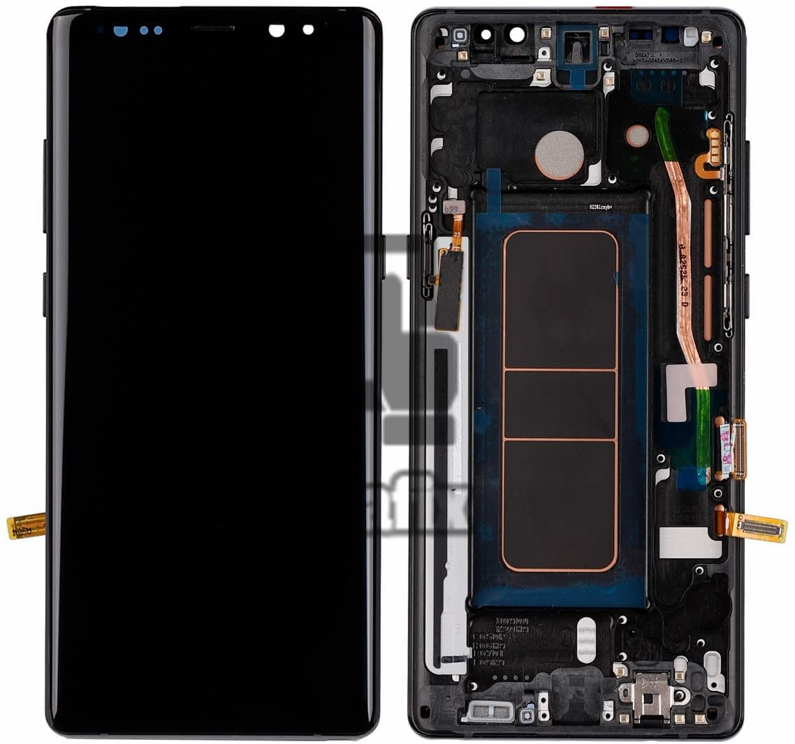 Burn in Shadows Original Samsung Galaxy Note8 LCD With Frame N950F N950U Touch Screen Note 8 Assembly Adhesive Tools enlarge