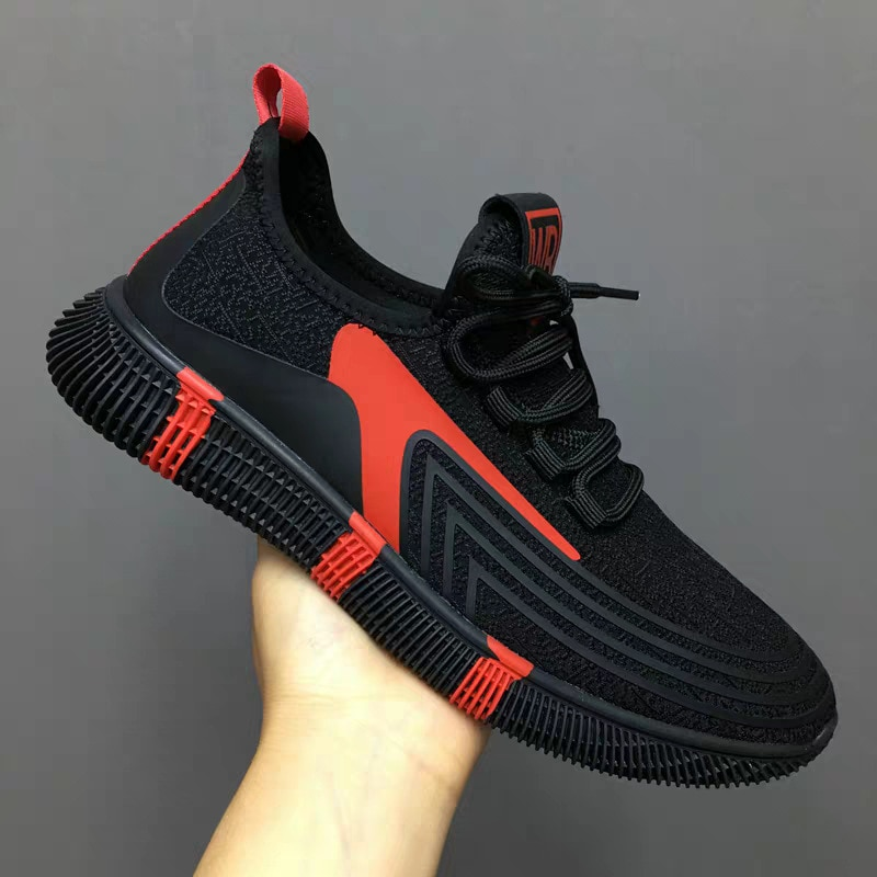 Men's Casual Comfortable Breathable Board Running Shoes Sneakers Lightweight Zapatillas Fashion Shoe