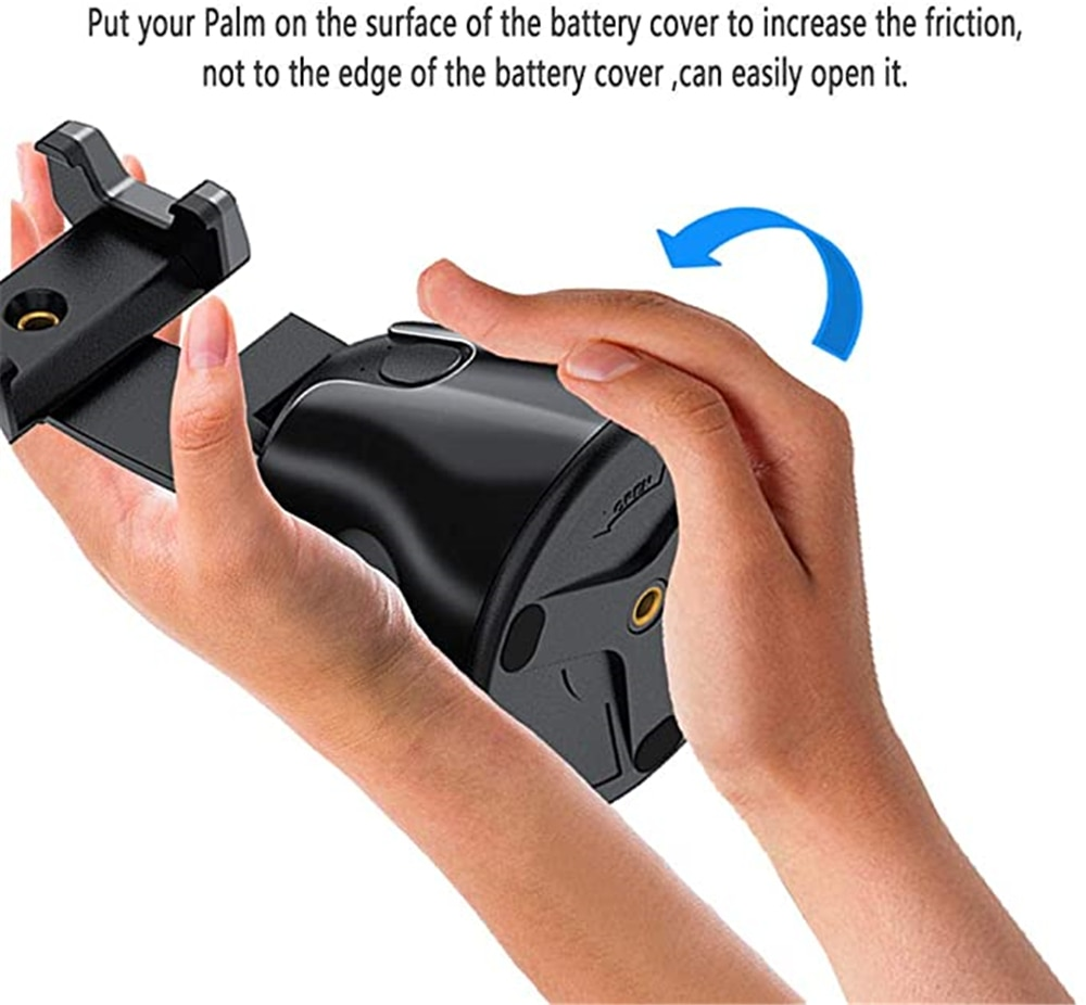 Portable All-in-one Smart , 360 Rotates Auto Face & Object Tracking Vlog Shooting Smartphone Mount Holder enlarge