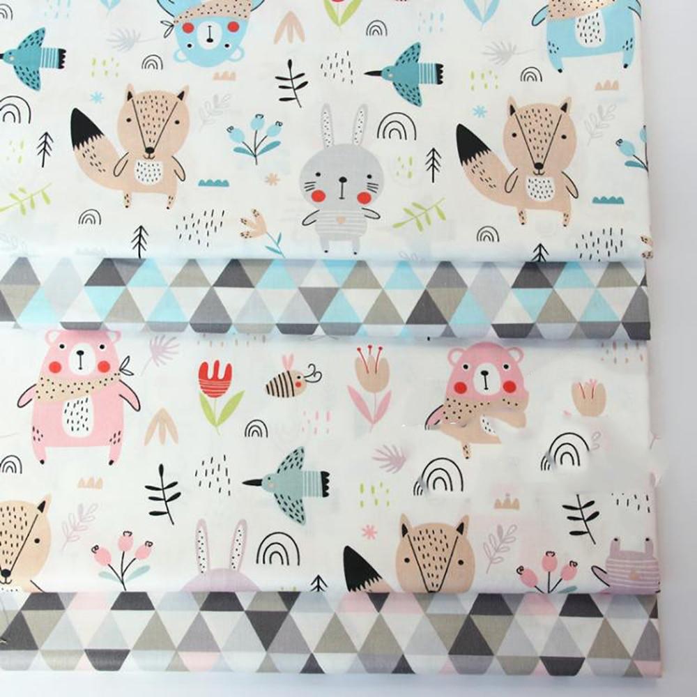 BIY Fabric Flora envio gratis patches iron on patches patch Clothing tapirulan elettrico 50*150cm DIY Cloth cotton fabric