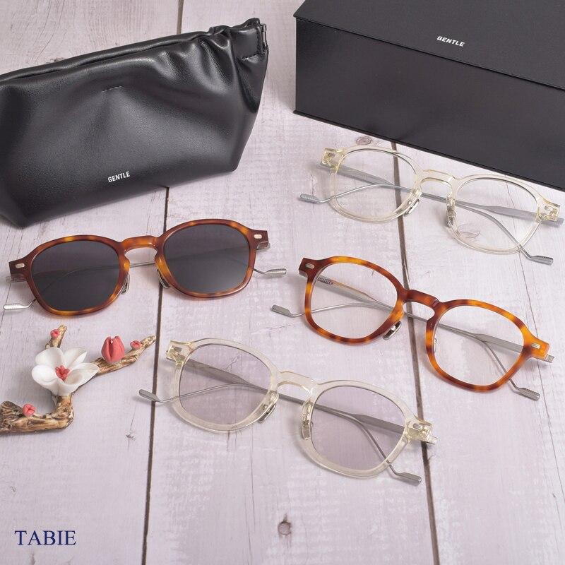 Очки GM, новинка 2021, модная титановая оптика, оправа для очков для женщин и мужчин, мягкая оправа для очков по рецепту