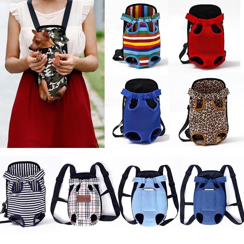 Сетчатый рюкзак для собак, дышащий камуфляжный рюкзак для путешествий, сумки для маленьких собак, кошек, чихуахуа, сетчатый рюкзак