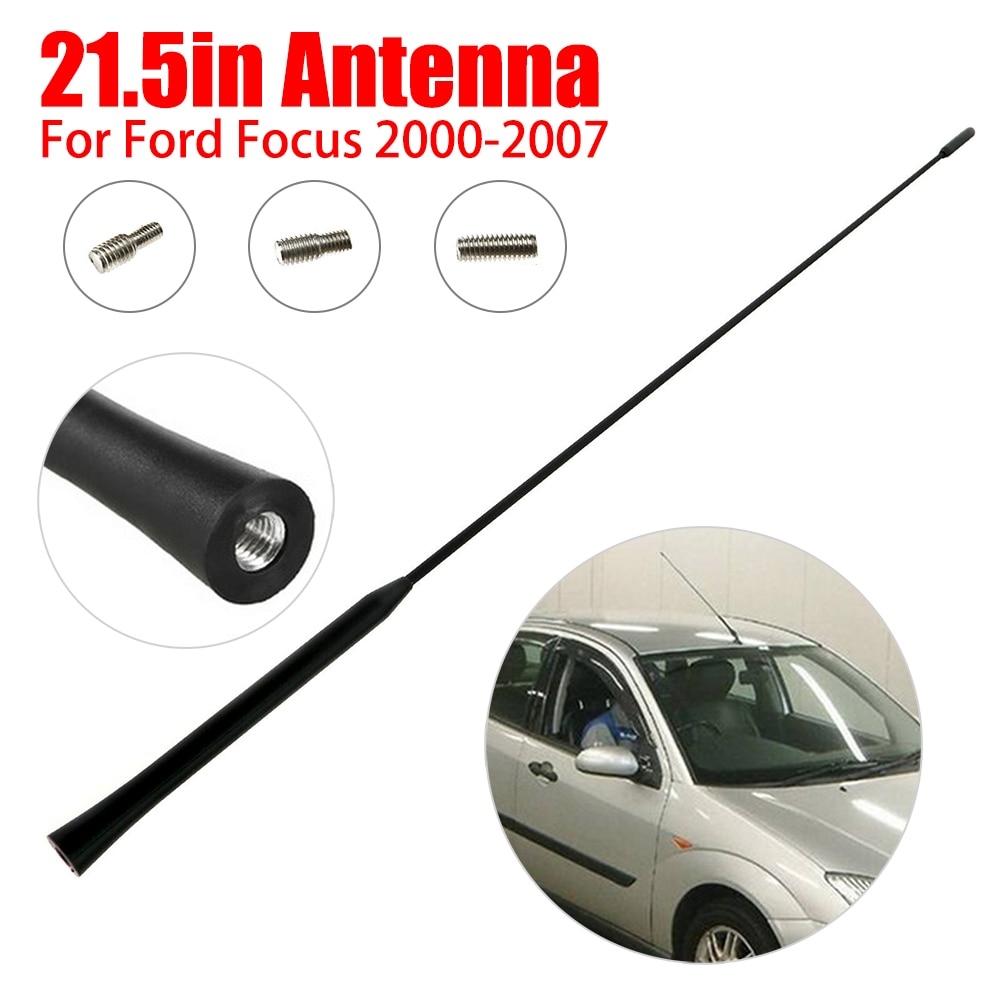 Фото - New For Car Auto Antenna 21.5 Car Stereo Antenna Roof for Ford / Focus 2000-2007 AM / FM antena coche антена для автомобиля все для автомобиля 2007