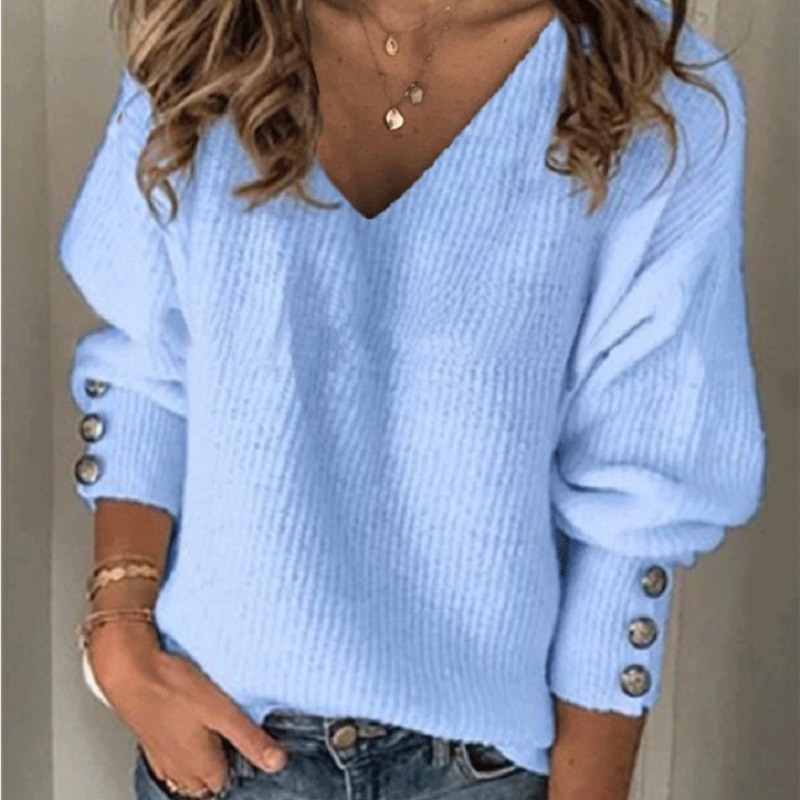 Women Sweater Stitching Patchwork Color Comfort Sweater Ladies Jumpers 2021 Fashion Sexy Slim Knitted Pullover Female Clothing