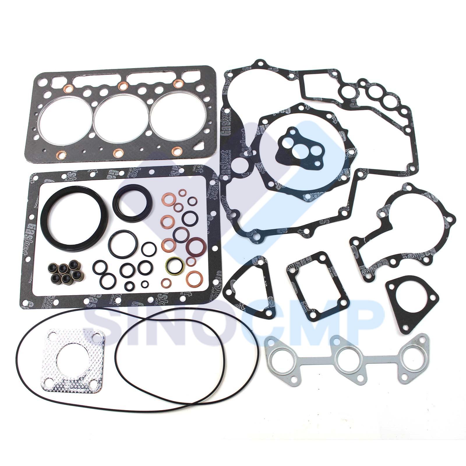 4hf1 junta do motor kit para nkr npr 4.3l diesel wpn400 nkr66 caminhão