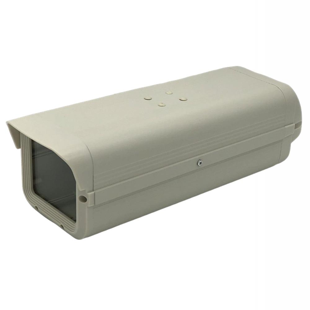 CCTV Accessories Indoor External Aluminum +ABS Material Security Surveillance Camera Housing Shell P
