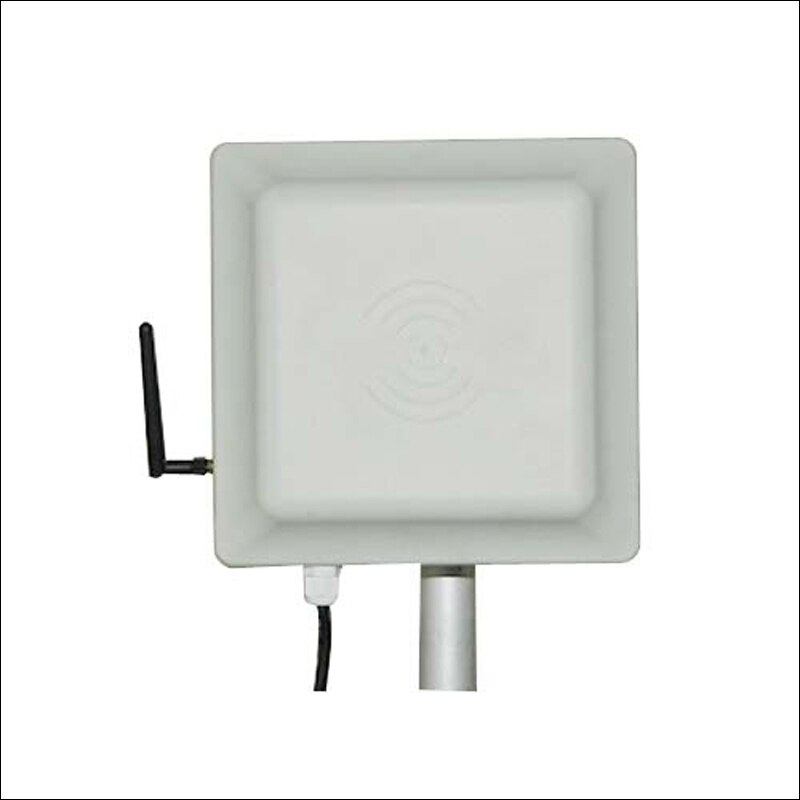 860-928Mhz  0- 6m  WIFI EU USA IUHF RFID card readerMiddle Distance range with 8dbi Antenna RS232/Wiegand26/32 /66 UHF Reader enlarge