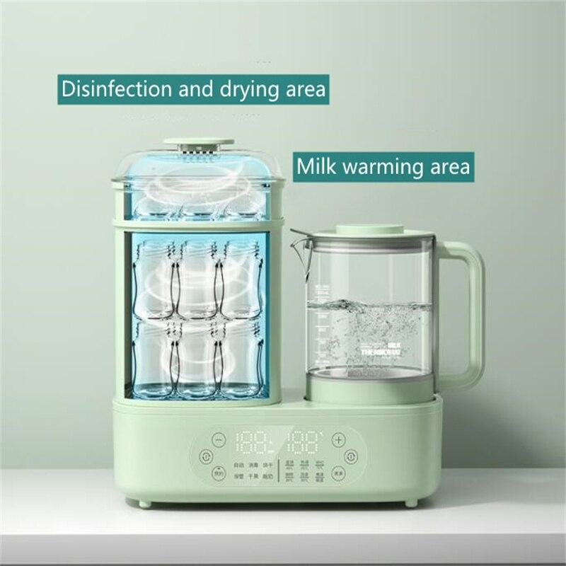 2021 Newest  Milk Dryer   Liquid Heater   Multifunctional Sterilizer