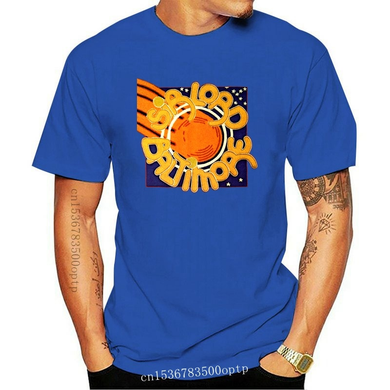 New SIR LORD BALTIMORE American Rock Band T-shirt Blue Cheer Bedemon XS S M L XL 2XLknitted comfortable fabric