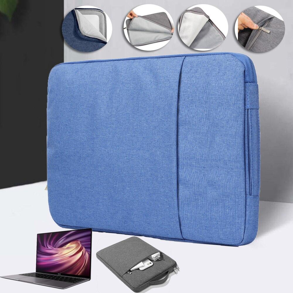 Laptop Bag for Huawei MateBook 14 15/MateBook 13 2018-19 2020/MateBook E 12/MateBook (X/X Pro) Anti-fall Multicolor Computer Bag