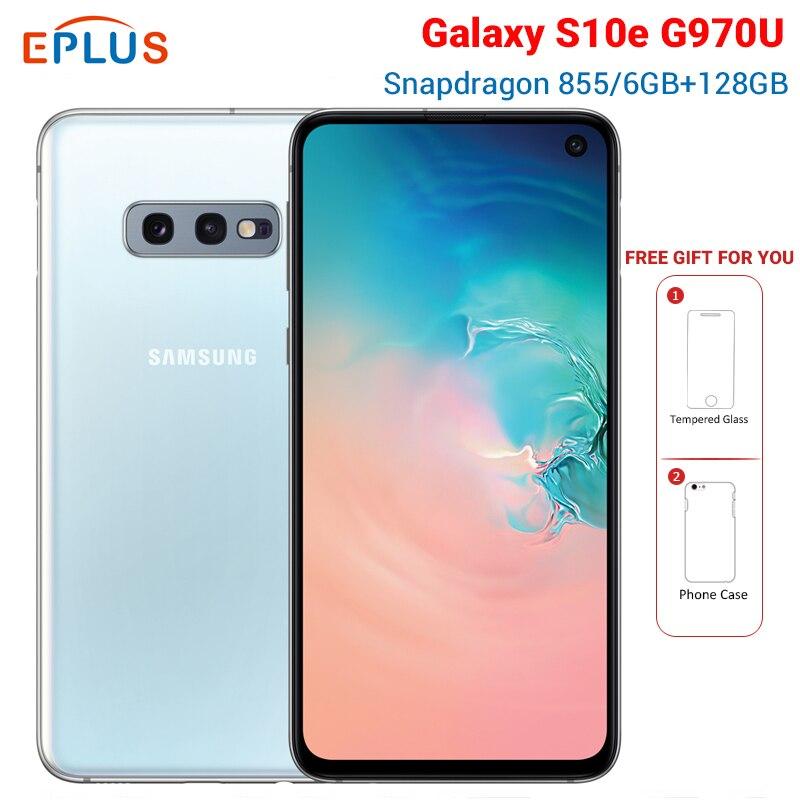 "New Original Sprint Version Samsung Galaxy S10e G970U 6GB 128GB Mobile Phone 4G 5.8""  Snapdragon 855 12MP+16MP NFC SmartPhone"