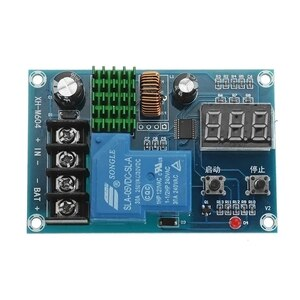 DC 6V To 60V 30A Storage Battery And Lithium Battery Charge Control Module Protect Switch XH-m604