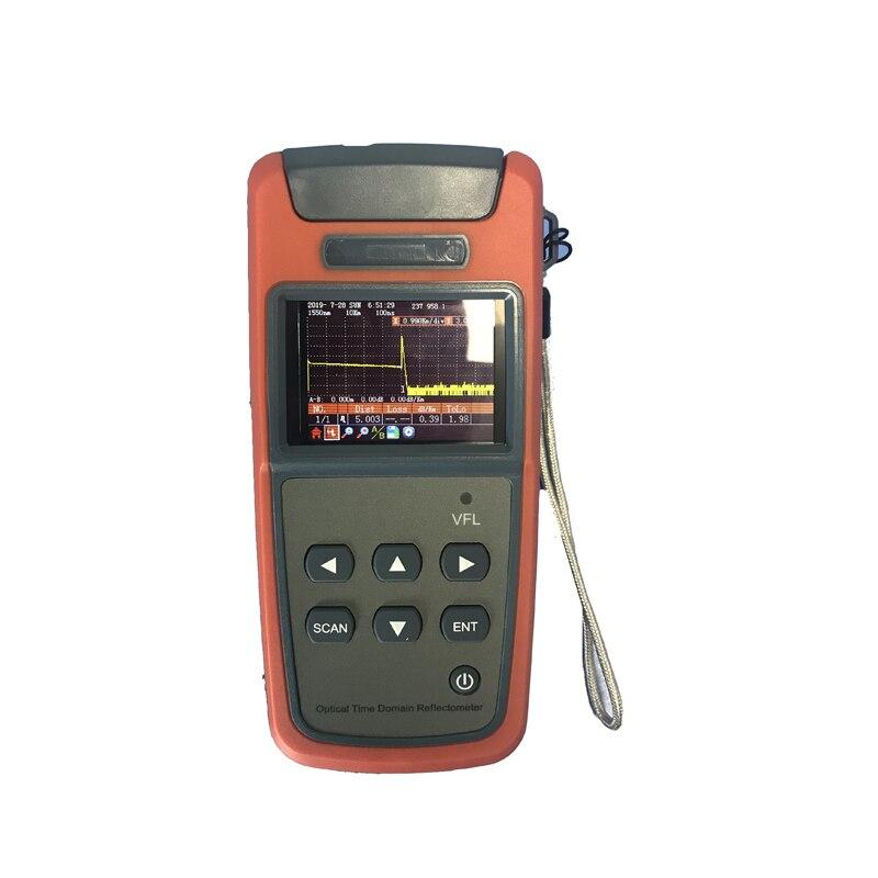 Optyczny reflektometr czasowy OTDR JW3305A SM 60KM 1mW tester uszkodzeń VFL z FC/złącze PC
