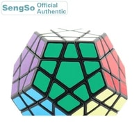 shengshou 3x3x3 megaminxeds magic cube sengso 3x3 professional neo speed cube puzzle antistress toys for children