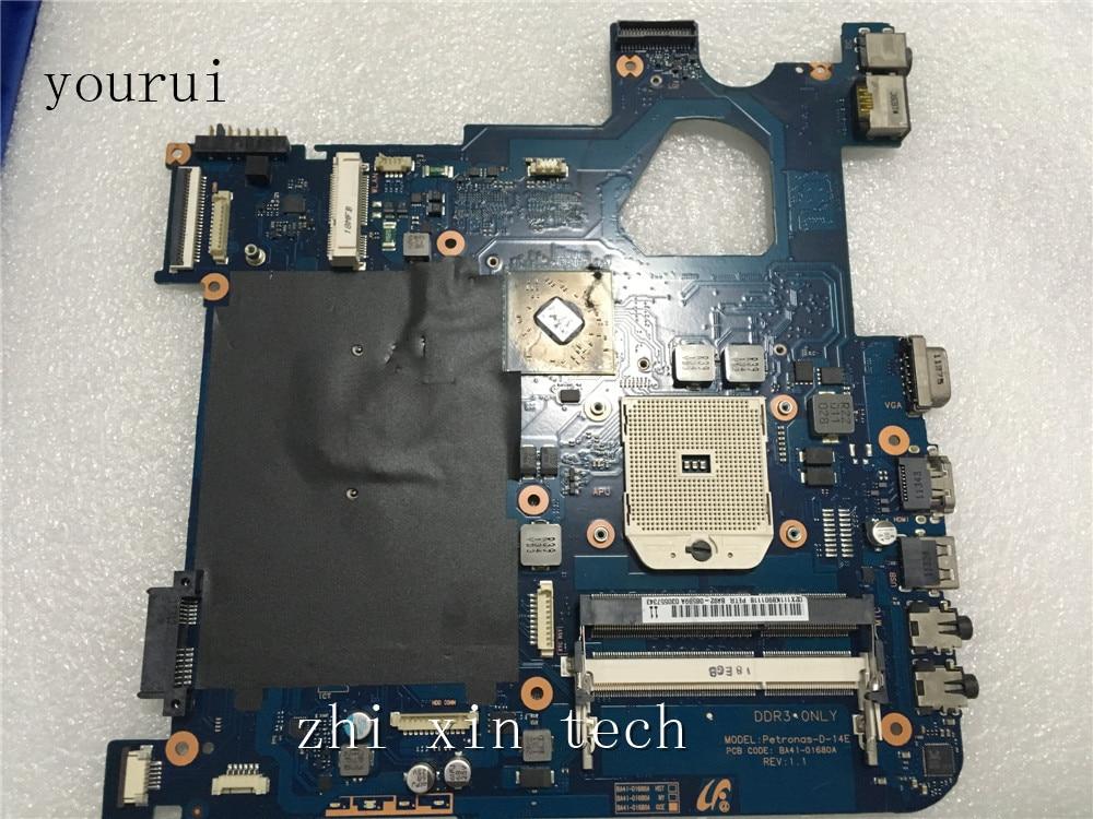 Yourui لسامسونج 305V4A اللوحة الأم للكمبيوتر المحمول BA41-01680A BA92-08589A DDR3 اختبار موافق BA92-08589B