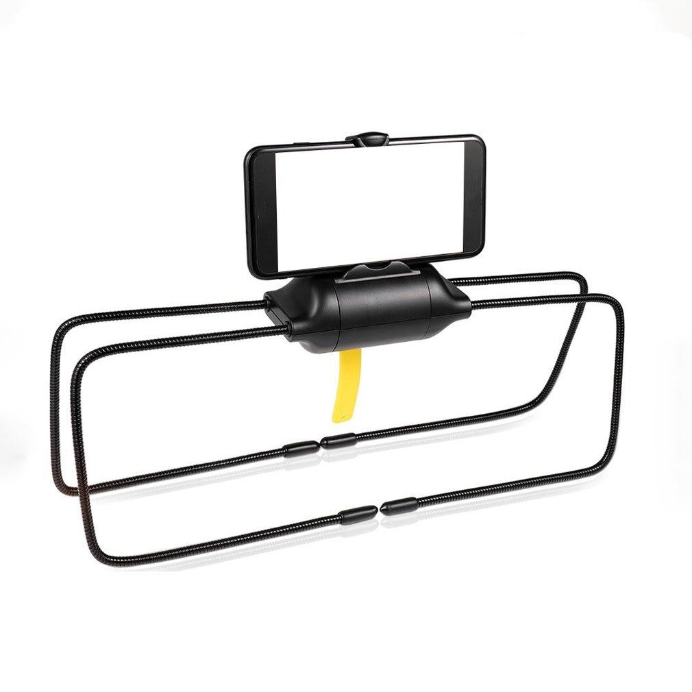 Diseño Universal sofá cama plegable Flexible Tablet soporte montaje plástico ajustable soporte araña