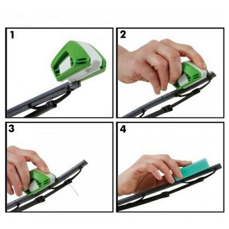 Car Wiper Cutter Repair Tool For Windshield Windscreen Wiper Restorer Blade