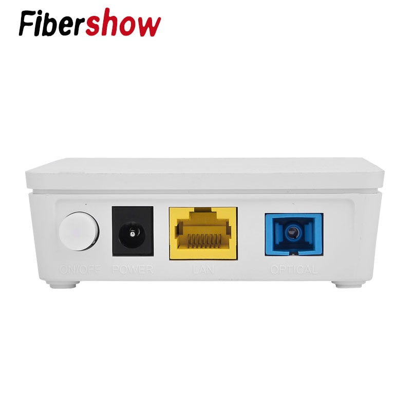 100% Original New  Gpon ONU HG8310M ftth Fiber Optic HG8010H  ont Router 1GE with power  EPON ONU