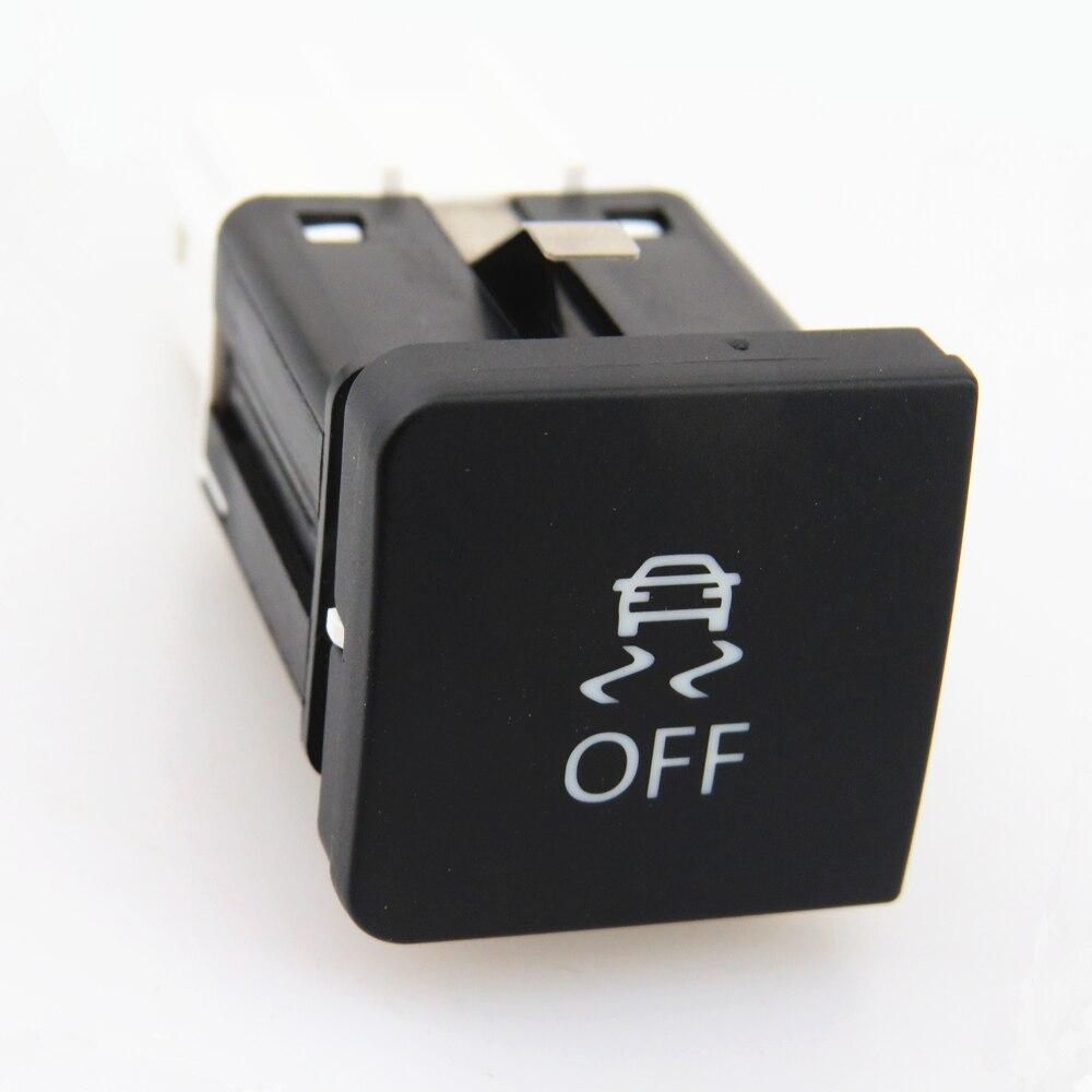 READXT accesorios de coche Control de tracción ESP apagado ASR interruptor botón ESP nuevo para Golf 6 VI JETTA 5 MK5 MK6 1KD 927 117