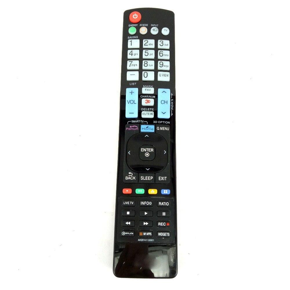 Пульт дистанционного управления AKB74115501 для телевизора LG светодиодный LCD HD 55LS4500UD 47LV5500UA 42LA6200UA 22LG30UA 26LF10UA 19LF10CUA 26LH200CU