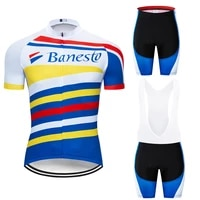 2020 cycling jersey 9d gel bib set mtb bicycle clothes ropa ciclismo bike wear clothes mens short maillot culotte