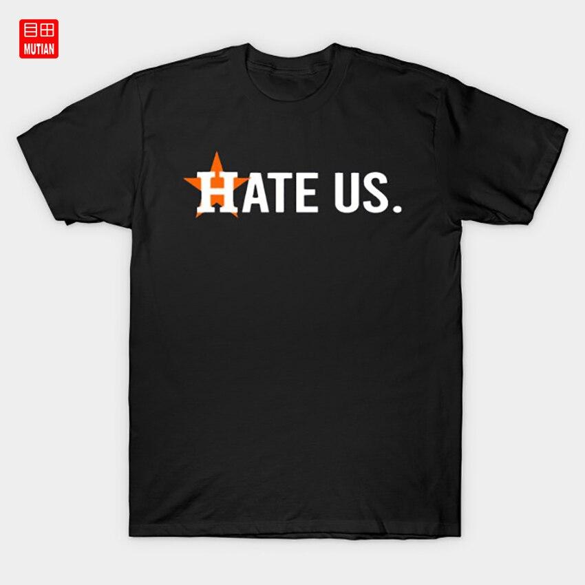 HATE US - Astros Baseball T-Shirt Baseball Design Asterisk Baseball Players Baseball Gift Baseball Baseball Lover Trashtros