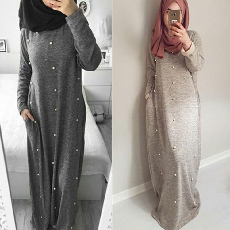 Теплые Мусульманские Платья