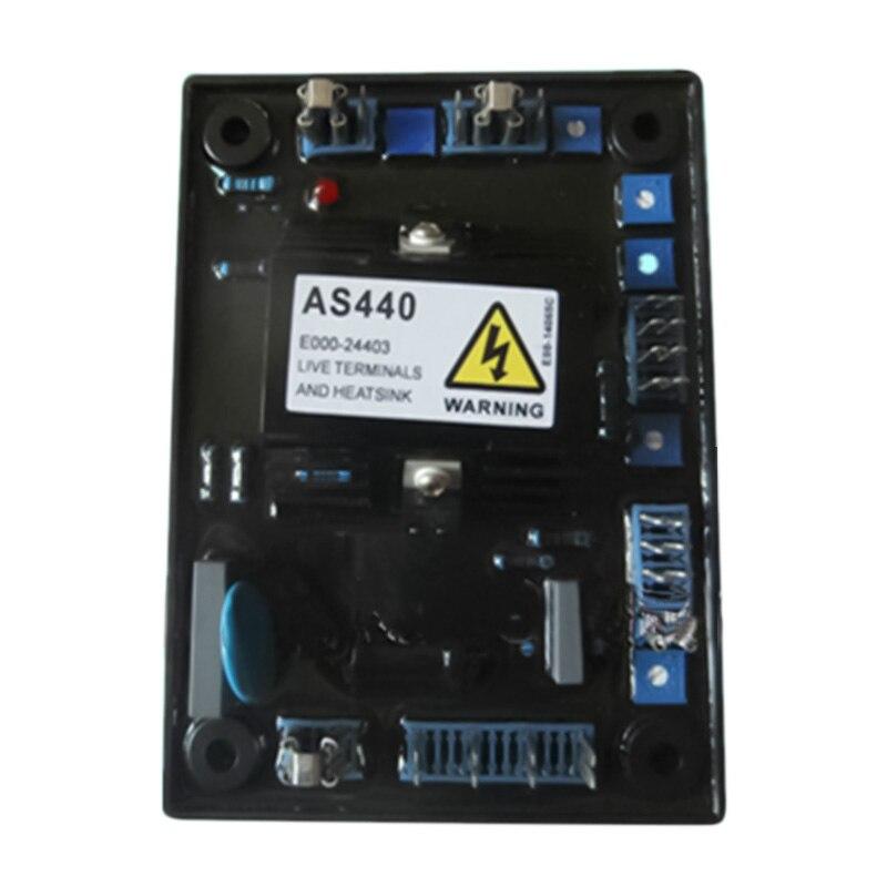 AS440 automática avr regulador de tensão automática, 5 PÇS/LOTE, Frete grátis
