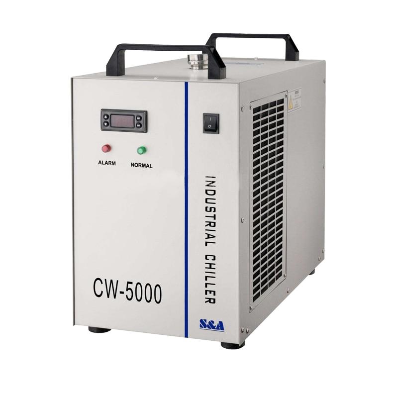 Máquina enfriadora industrial máquina de corte por láser máquina de refrigeración por agua CW 5200