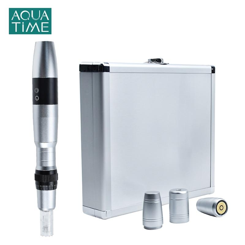 Professional Microneedling Dr.Pen Ultima F7S MTS Derma Rolling Pen Microblading Tattoo Gun Cartridge Anti-aging Beauty Exfoliate