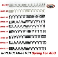 element airsoft tactical irregular spring 20mm hunting spring softair for marui gp m95st m115st m125st m135 m145 m155 m165 m175