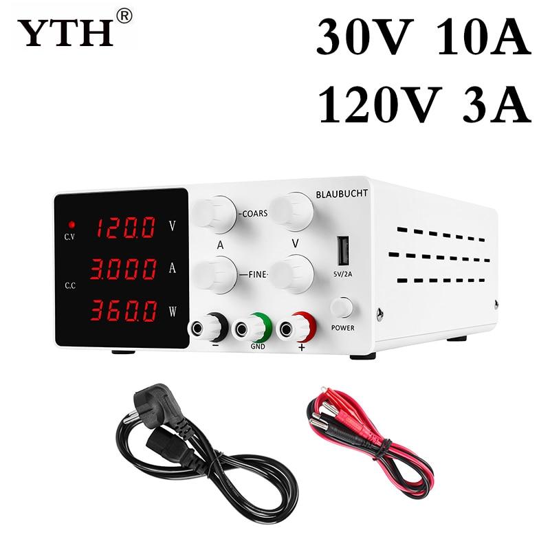 Fuente de alimentación de laboratorio ajustable de 10a 30v CC, interruptor digital de laboratorio, regulador de voltaje de fuente de alimentación 220 v 110v, novedades