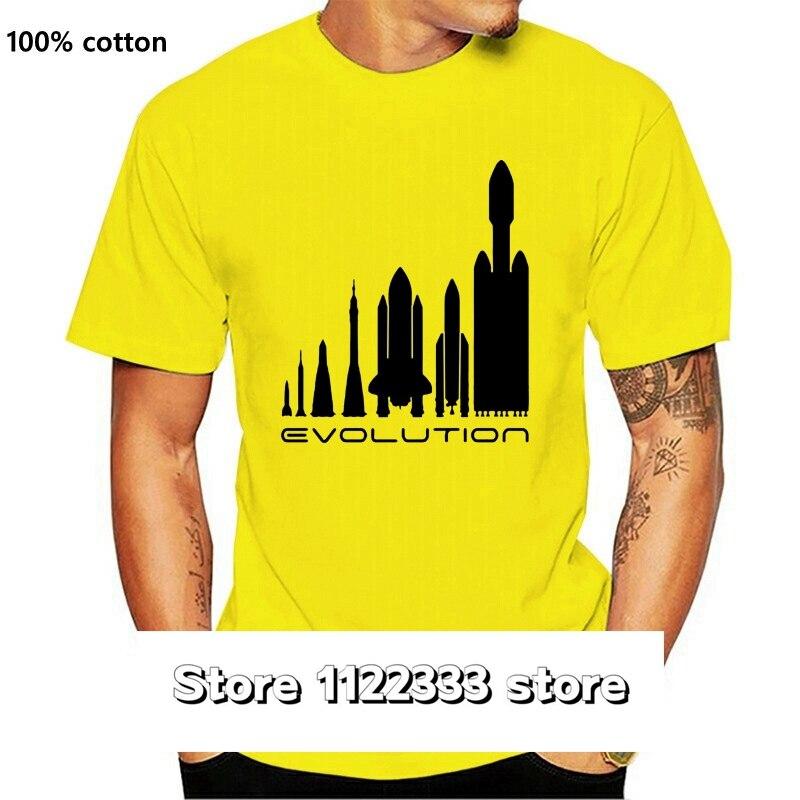 Camiseta con estampado de misiles de la evolución para hombre de camisa...