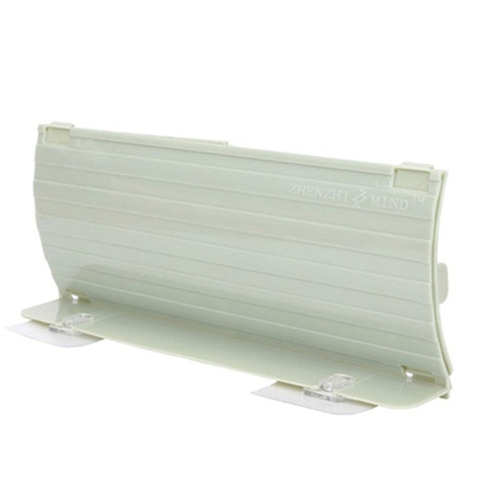 Fregadero retráctil protector antisalpicaduras tablero deflector cocina baño adhesivo fregadero pantalla salpicadero
