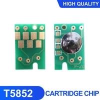 t5852 one time chip compatible for epson picturemate pm210 pm250 pm270 pm215 pm235 pm310 printer