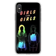 Gay Lesbian LGBT Rainbow Flag Pride Enjoy Silicone Phone Case For Huawei Mate Honor 4C 5C 5X 6X 7 7A 7C 8 9 10 8C 8X 20 Lite Pro