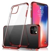fashion transparent soft case for iphone 12 mini pro max 11 xs xr x se 2020 8 plus 7 phone case cover