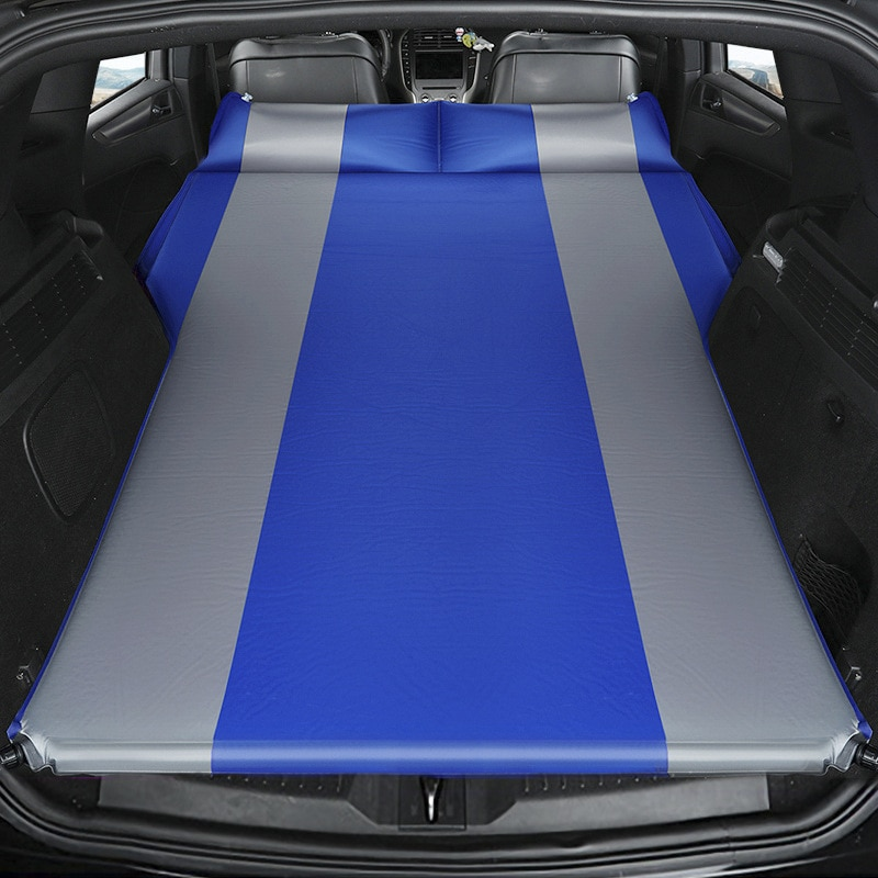 Car Inflatable Mat SUV Special Car Middle Bed Traveling Bed Floating Bed Self Driving Traveling Mattress Camping Mat Picnic Mat