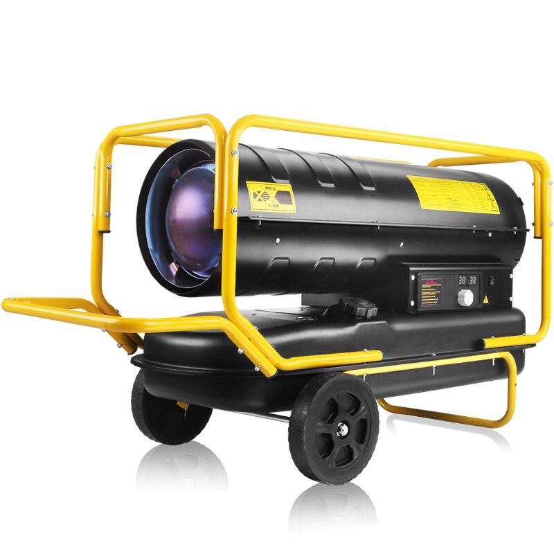 Industrial Diesel Heaters Heat Preservation Heating Heaters Heating Stoves 55 KW Heater