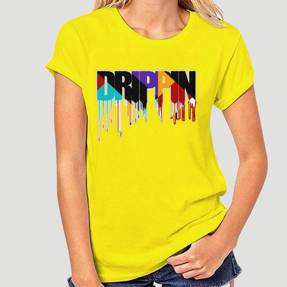 2021 ano novo camiseta jordan sonho fazê-lo tênis jogo drippin silkscreened tBlack-222A