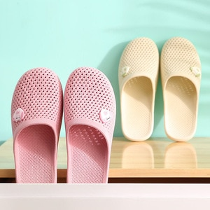 2021 summer new style sandals and slippers, soft bottom indoor flower