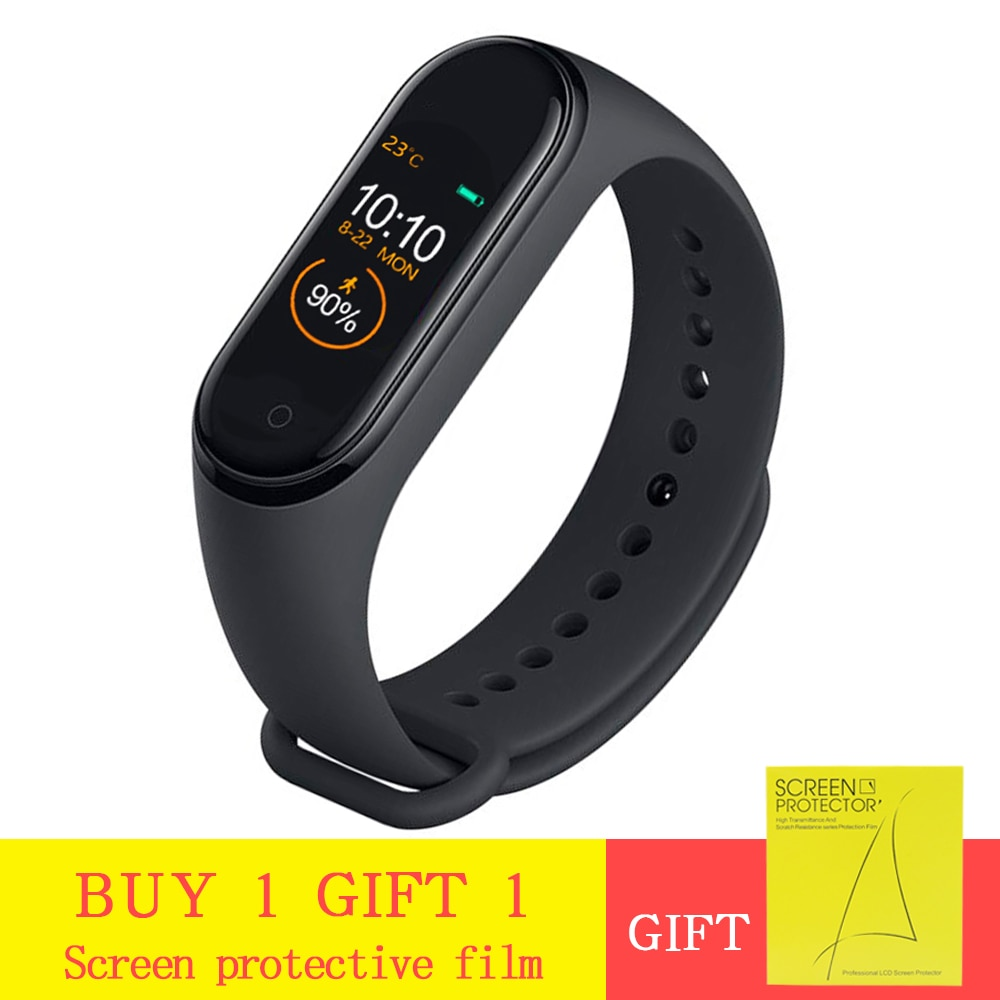 Doolnng Smart Watch men M4 Fitness Bracelet Bluetooth Heart rate Monitor Smart Watch Women Fitness Tracker SmartWatch