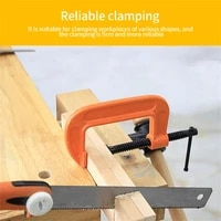 clamp woodwork clip thickening g type fast holder tool heavy powerful rocker bench toggle clamps clips