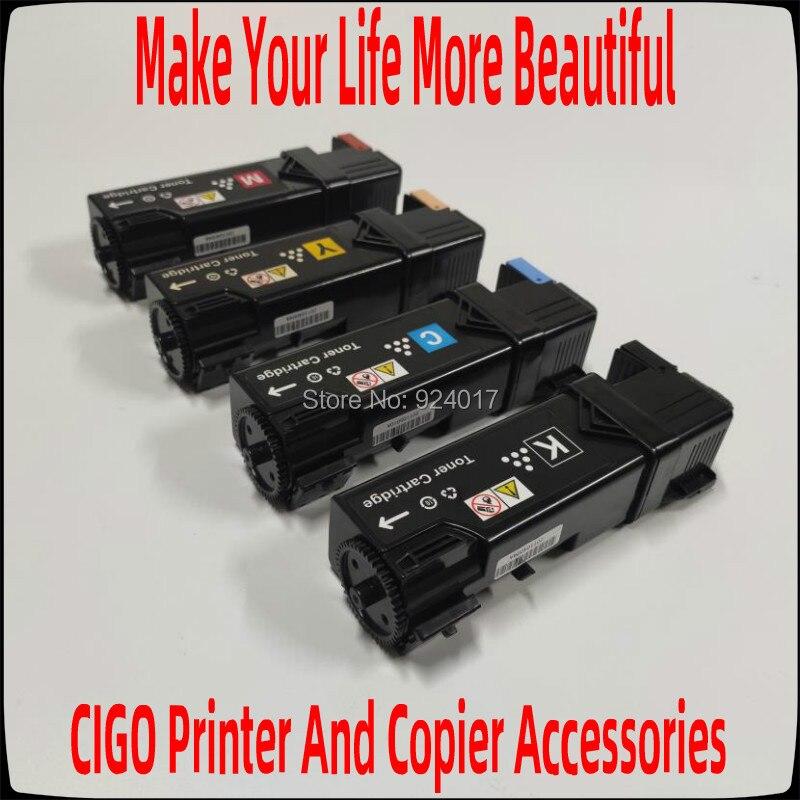 Cartucho de Toner. Toner de Recarga para Xerox Impressora a Laser para Xerox 106r01331 Phaser 6125n Máquina 106r01332 106r01333 106r01334 6125