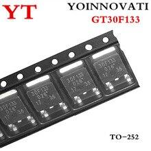 50cs/ lot GT30F133 30F133 TO-252 IC
